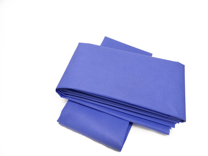 Blue Drape Sheet Using For Steam Sterilization And Medical Purpose